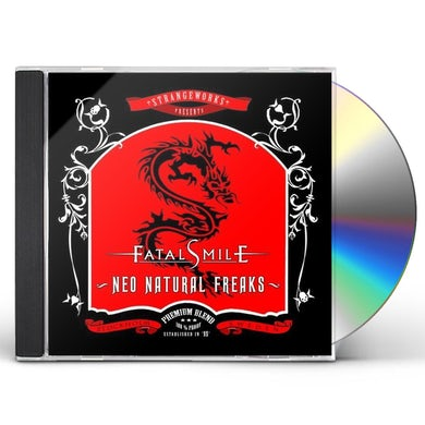 Fatal Smile NEO NATURAL FREAKS CD