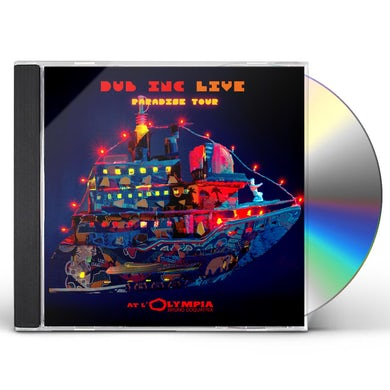 Dub Inc. LIVE AT L'OLYMPIA CD
