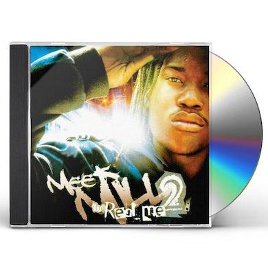 Meek Mill REAL ME 2 CD