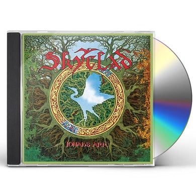 Skyclad JONAH'S ARK CD