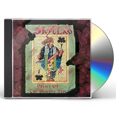 Skyclad PRINCE OF THE POVERTY LINE CD