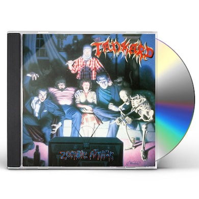 Tankard ZOMBIE ATTACK CD
