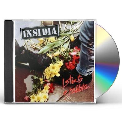 IN.SI.DIA ISTINTO E RABBIA CD