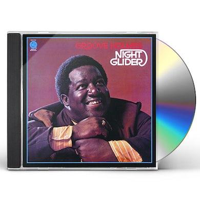 Richard Groove Holmes NIGHT GLIDER CD