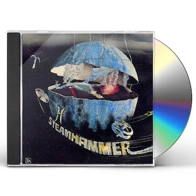 STEAMHAMMER SPEECH CD