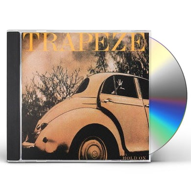 Trapeze HOLD ON CD