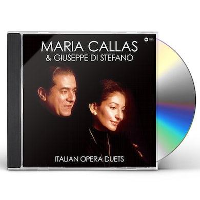 Maria Callas ITALIAN OPERA DUETS (UHQCD) CD
