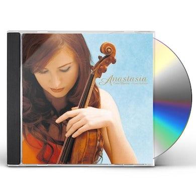 Anastacia AI NO THEME-CINEMA COLLECTION CD