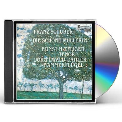 Ernst Haefliger SCHUBERT: DAUGHTER OF THE SONG CD
