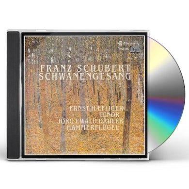 Ernst Haefliger SCHUBERT: SCHWANENGESANG CD