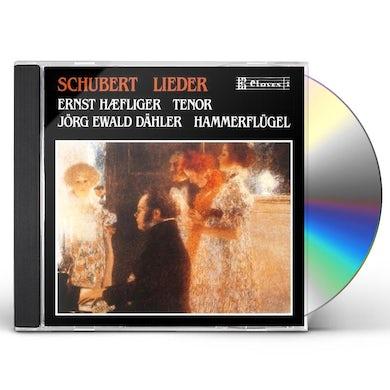 Ernst Haefliger SCHUBERT: HEIDENROSLEIN CD