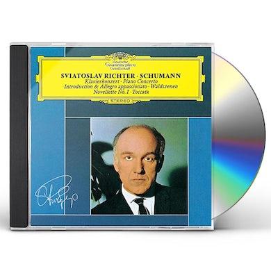 Sviatoslav Richter SCHUMANN: PIANO COCNERTO / WALDSZENE CD