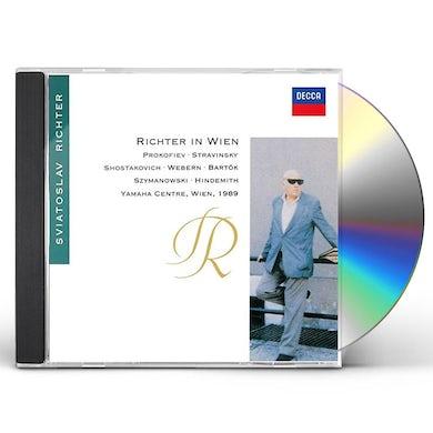 Sviatoslav Richter RICHTER IN WIEN CD