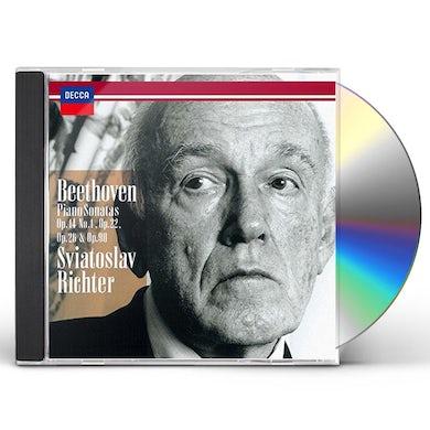 Sviatoslav Richter BEETHOVEN: PIANO SONATAS NOS. 9. 11. CD