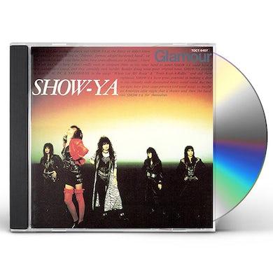 SHOW-YA GLAMOUR + 2 CD