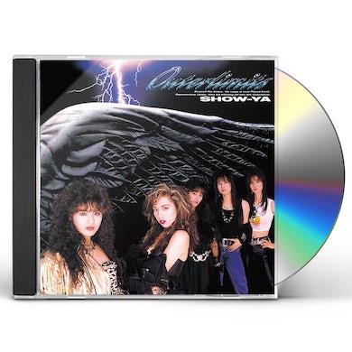 SHOW-YA OUTERLIMITS + 2 CD