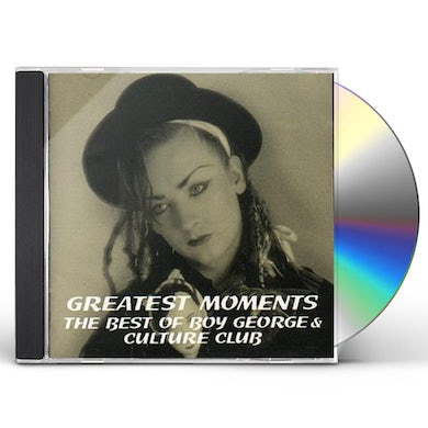 Culture Club GREATEST MOMENTS CD