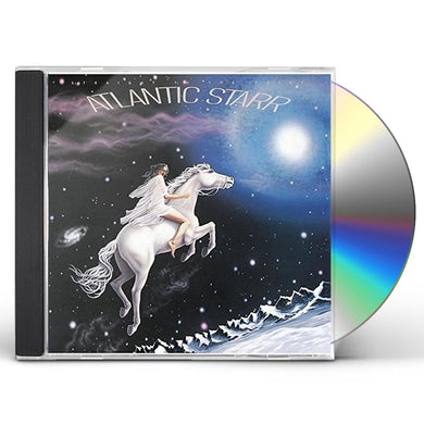 atlantic starr STRAIGHT TO THE POINT CD