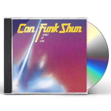 Con Funk Shun SPIRIT OF LOVE (DISCO FEVER) CD