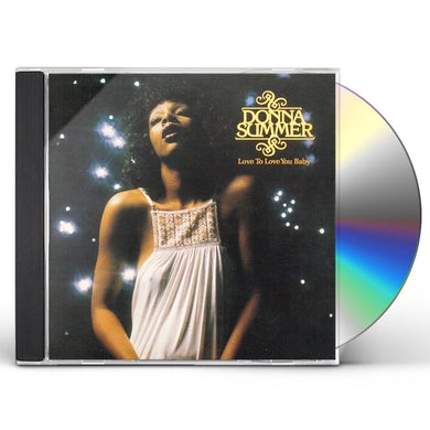 Donna Summer LOVE TO LOVE YOU BABY (DISCO FEVER) CD