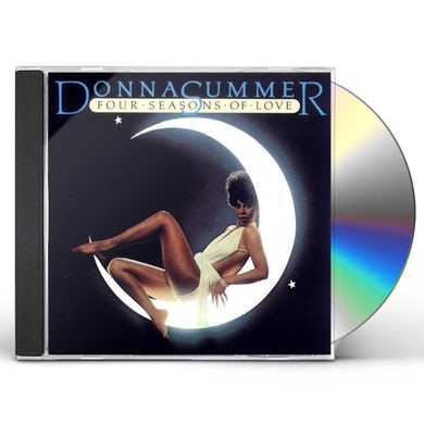 Donna Summer FOUR SEASONS OF LOVE (DISCO FEVER) CD