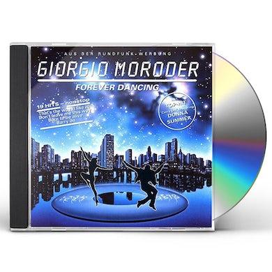 Giorgio Moroder FOREVER DANCING (DISCO FEVER) CD