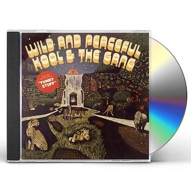 Kool & The Gang WILD & PEACEFUL (DISCO FEVER) CD