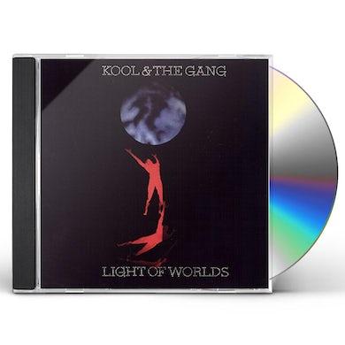 Kool & The Gang LIGHT OF WORLDS (DISCO FEVER) CD