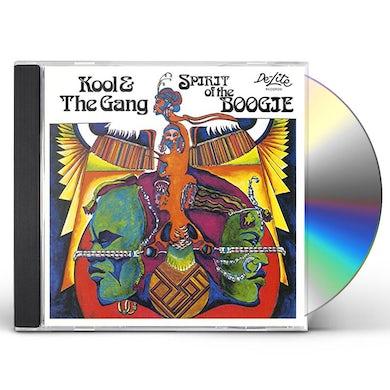 Kool & The Gang SPIRIT OF THE BOOGIE (DISCO FEVER) CD