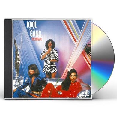 Kool & The Gang CELEBRATE (DISCO FEVER) CD