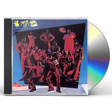 LTD SOMETHING TO LOVE CD