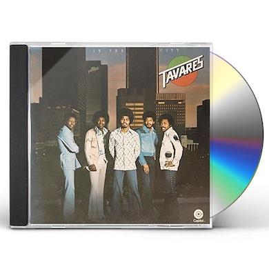 Tavares IN THE CITY (DISCO FEVER) CD