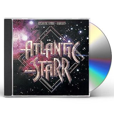atlantic starr RADIANT (DISCO FEVER) CD