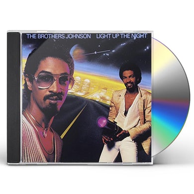 Brothers Johnson LIGHT UP THE NIGHT (DISCO FEVER) CD