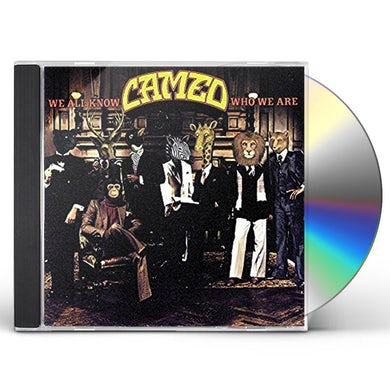 Cameo WE ALL KNOW WHO WE ARE CD