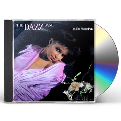 Dazz Band LET THE MUSIC PLAY (DISCO FEVER) CD