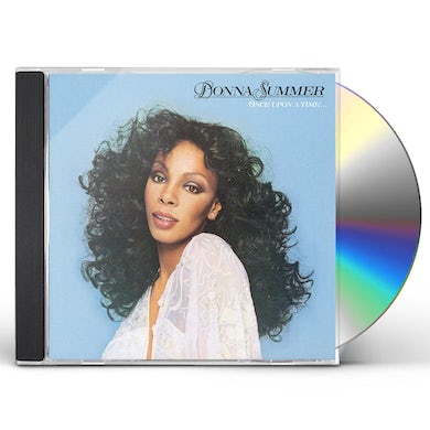 Donna Summer ONCE UPON A TIME (DISCO FEVER) CD
