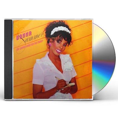 Donna Summer SHE WORKS HARD FOR THE MONEY (DISCO FEVER) CD
