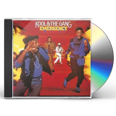 Kool & The Gang EMERGENCY (DISCO FEVER) CD