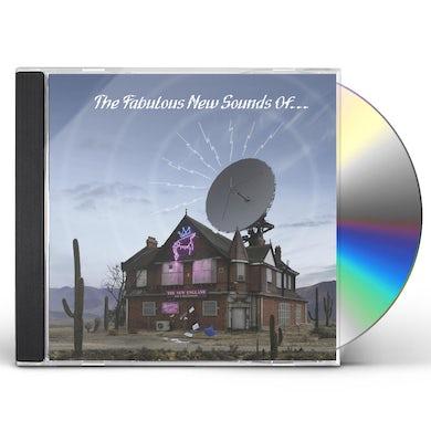 King Prawn FABULOUS NEW SOUNDS OF CD