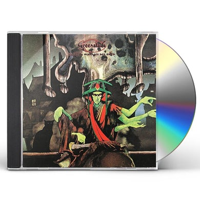 Greenslade BEDSIDE MANNERS ARE EXTRA CD