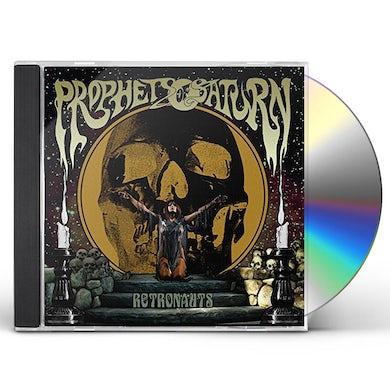 PROPHETS OF SATURN RETRONAUTS CD
