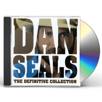 Dan Seals DEFINITIVE COLLECTION CD
