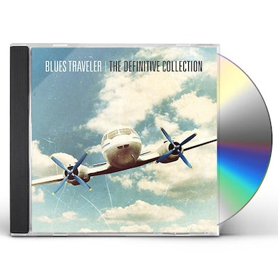 Blues Traveler DEFINITIVE COLLECTION CD