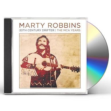 Marty Robbins 20TH CENTURY DRIFTER CD