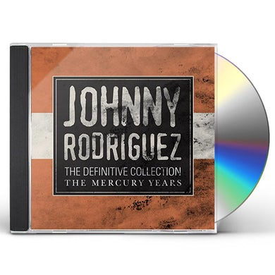 Johnny Rodriguez DEFINITIVE COLLECTION CD