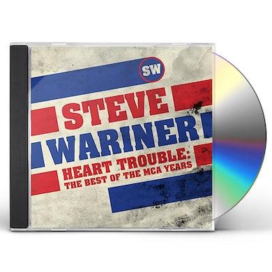Steve Wariner HEART TROUBLE-THE BEST OF CD