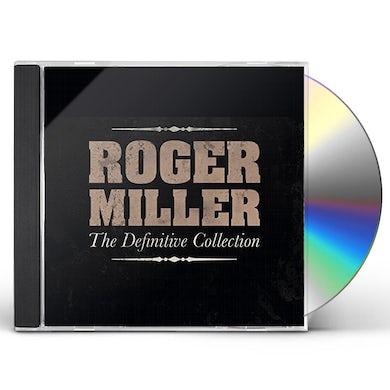 Roger Miller DEFINITIVE COLLECTION CD