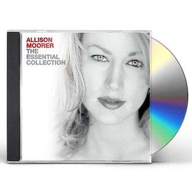 Allison Moorer ESSENTIAL COLLECTION CD