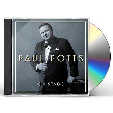 Paul Potts ON STAGE CD